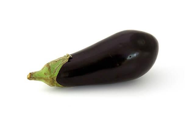 タネ 黒い 茄子