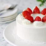 【サイズ別】デコレーションケーキに必要な生クリームの量